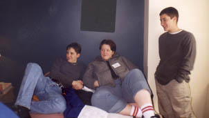 Becky, Natasha, Kael