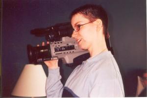 Josh and his camera