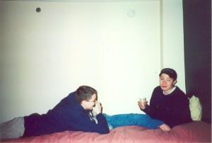 Josh and Kael